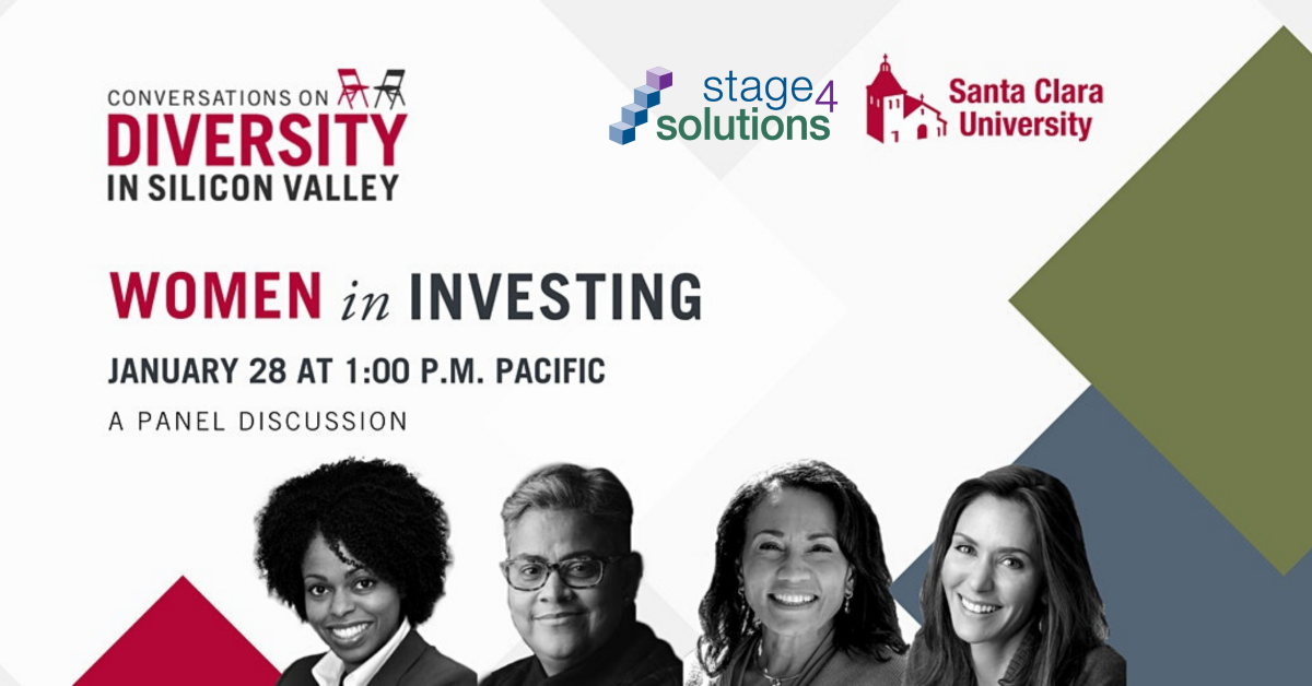 diverse women in investing diversity